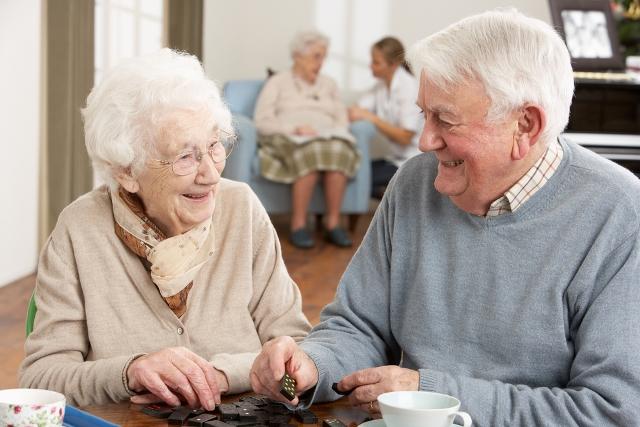 мероприятия к декаде инвалидов в доме престарелых